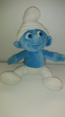 BABW Build A Bear Clumsy Smurf-We Got Character