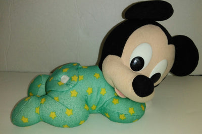 Baby Mickey Mouse Plush-We Got Character