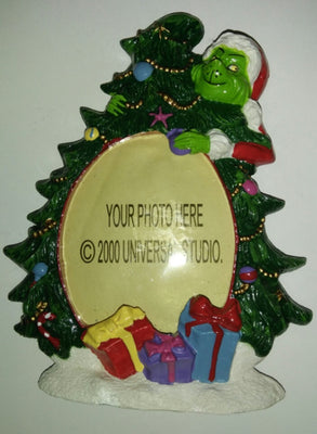 Universal Studios The Grinch Who Stole Christmas Picture Frame-We Got Character