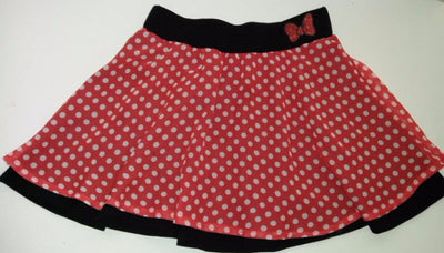 Disney Minnie Mouse Polk A Dot Skirt - We Got Character