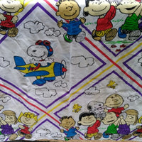 Snoopy Peanuts Shower Curtain-We Got Character