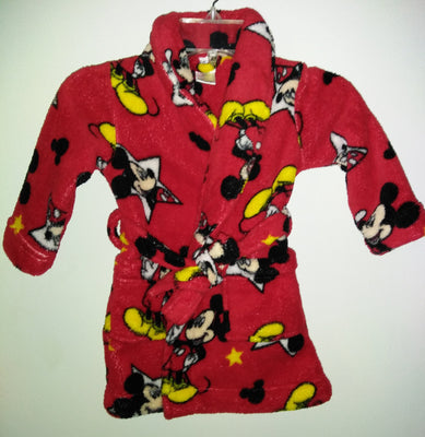 Mickey Mouse Bathrobe  - We Got Character