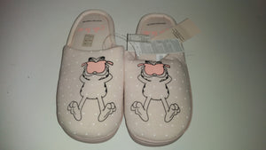 Garfield Slippers Women'secret Pink - We Got Character