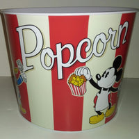 Disney Popcorn Bowl - We Got Character