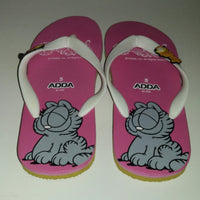 Garfield Nermal Flip Flops - We Got Character