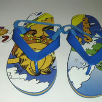 Garfield Youth Flip Flops - We Got Character