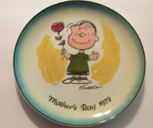 Peanuts Decorative Plate-We Got Character