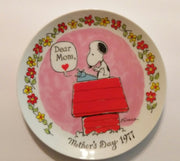 Snoopy Decorative Plate - We Got Character