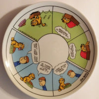 Garfield Decorative Plate by United Feature Syndicate - We Got Character