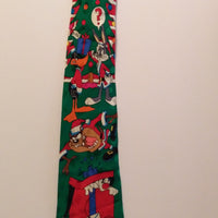 Looney Tunes Christmas Tie - We Got Character