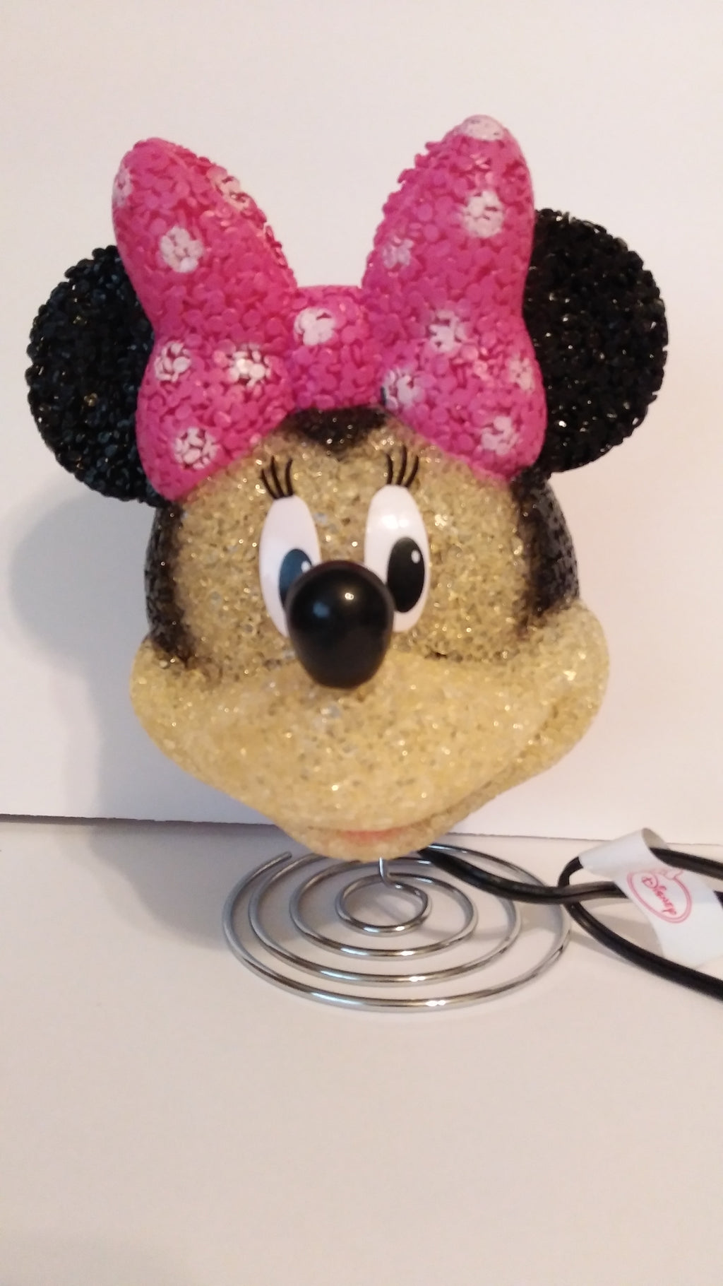 Disney Minnie Mouse Eva Lamp-We Got Character