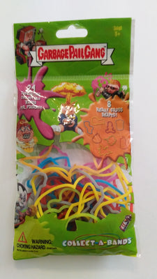 Garbage Pail Kids Silly Bandz Collect A Bands - We Got Character