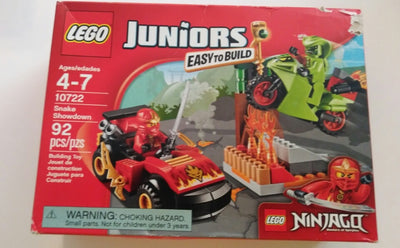 Lego's Juniors Snake Down 10722-We Got Character