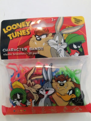 Looney Tunes Silly Bandz Bracelets-We Got Character