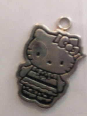 Hello Kitty Necklace Charm-We Got Character
