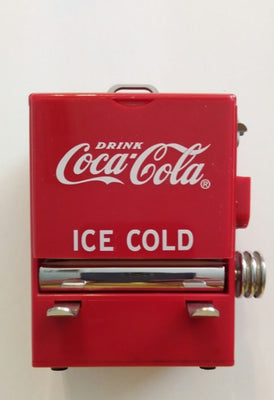 Coca Cola Toothpick Holder Dispenser - We Got Character