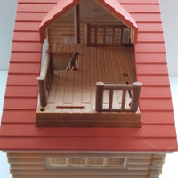 Epoch Calico Critters  Log Cabin House