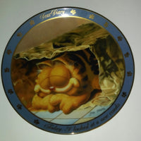 Garfield Dear Diary Plate New Condo - We Got Character
