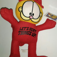 Garfield Devil Plush Stuffed Animal-We Got Character