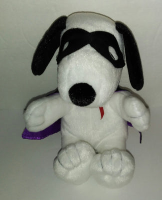 Snoopy Halloween Dracula Plush - We Got Character