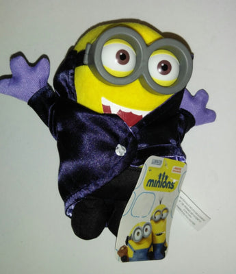 Despicable Me Minions Deluxe Plush Buddies Gone Batty-We Got Character
