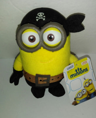 Despicable Me Minions Deluxe Plush Buddies Eye Matie Minion - We Got Character