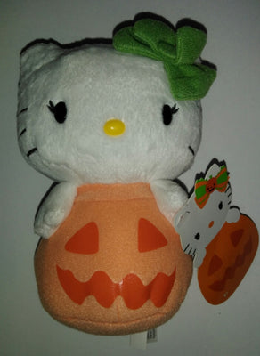 Hello Kitty Pumpkin Plush - We Got Character