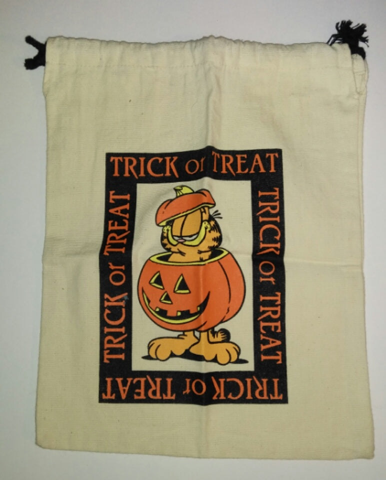 Garfield  Halloween Bag