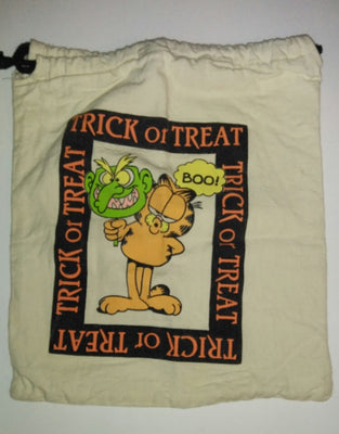 Garfield Halloween Drawstring Bag - We Got Character