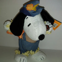 Peanuts Snoopy Fall Musical Plush-We Got Character