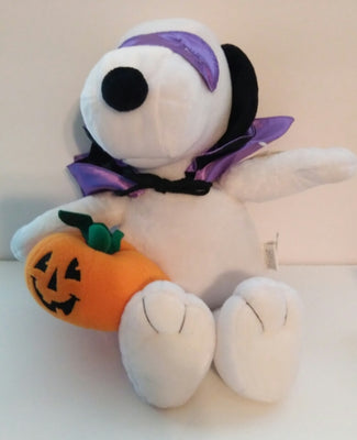 Snoopy Dracula Halloween Plush-We Got Character
