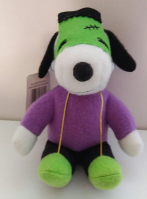 Snoopy Frankenstein Halloween Plush-We Got Character