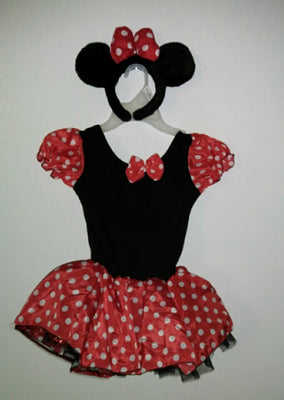 Minnie Mouse Ballet Outfit Tutu Dress - We Got Character