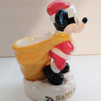 Disney Mickey Mouse Happy Holiday Figurine - We Got Character