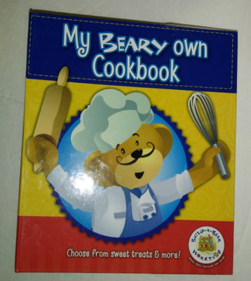 Build a Bear Cookbook-We Got Character