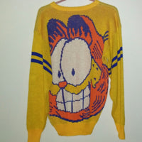 Garfield Knitted Sweater The Big Cat-We Got Character