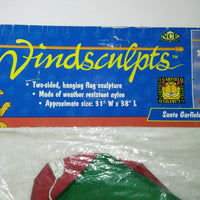 Garfield Windsculpts Flag Santa - We Got Character