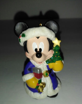 Mickey Mouse Christmas Ornament - We Got Character