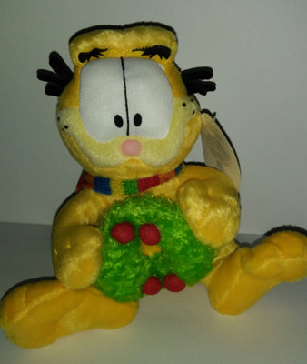 Garfield Singing Dancing Animated Holiday Plush - We Got Character