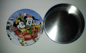 Disney Christmas Cookie Tin - We Got Character