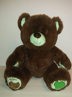 BABW Build A Bear Girl Scout Thin Mint Bear-We Got Character