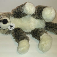 Babw Build a Bear WWF Timber Wolf-We Got Character