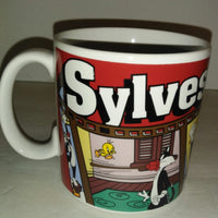 Looney Tunes Sylvester Cup - We Got Character