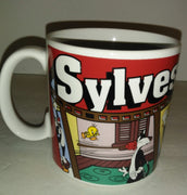 Looney Tunes Sylvester Cup-We Got Character