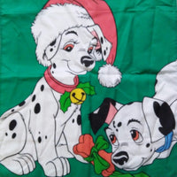 Disney Season Greetings 101 Dalmatian Flag-We Got Character