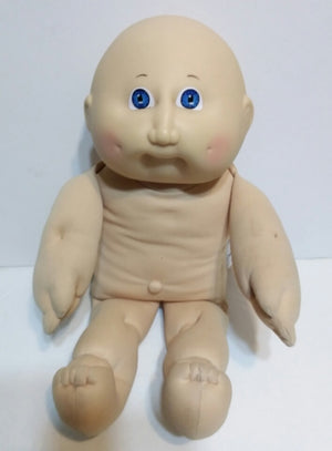 Cabbage Patch Doll 1984-We Got Character