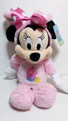 Minnie Mouse Easter Bunny Plush