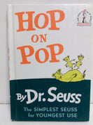 Dr Seuss Hop on Pop (Hardcover) Book - We Got Character