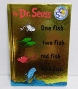 Dr Seuss One Fish Two Fish Red Fish Blue Fish 50 Years Party Edition - We Got Character