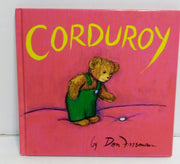 Corduroy Hardcover Book - We Got Character